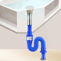 玖都龙 TTP225 洗脸盆下水管洗手盆洗手池下水器面盆台盆防臭落水排水管弹跳配件
