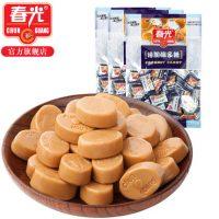 春光食品 海南特产 糖果 特制椰子糖 东郊椰林 椰子味 228g*3袋