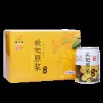 福仁缘 枇杷原浆果汁饮料 枇杷汁 健康饮料 饮料批发 整箱 6罐装 *2件