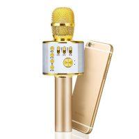 金运 X3全民k歌手机麦克风安卓通用唱吧无线蓝牙话筒家用唱歌神器
