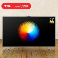 TCL 65A880U 金属超薄4K高清人工智能网络平板液晶电视机 65英寸