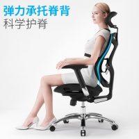 Sihoo西昊 V1 人体工程学椅子 电脑椅家用老板转椅 电竞椅 网布办公椅 3色可选