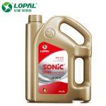 LOPAL龙蟠 SONIC9000 全合成汽油机油汽车发动机润滑油 SN 0W40 4L*2瓶