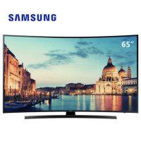小神价 Samsung三星 UA65KUC30SJXXZ 65英寸超高清4K智能曲面液晶电视机