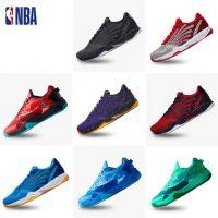 NBA 篮球鞋夏季运动鞋男鞋球鞋耐磨官方低帮透气汤普森勇士战靴