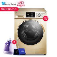 Littleswan小天鹅 TD100V81WDG 变频洗烘一体机 全自动滚筒洗衣机 10公斤