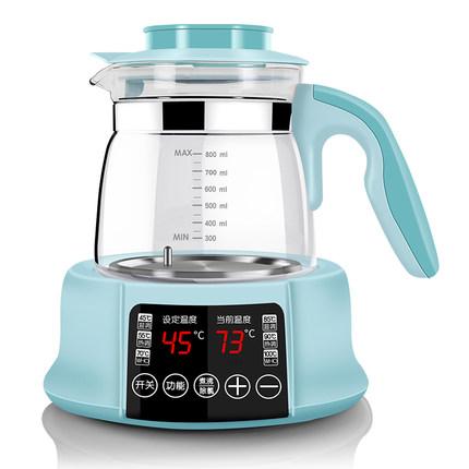 SPEDU思贝优 SR-1625 恒温调奶器玻璃水壶婴儿热奶器自动冲奶器泡奶粉机恒温水壶